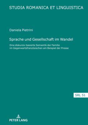 Sprache und Gesellschaft im Wandel, Daniela Pietrini