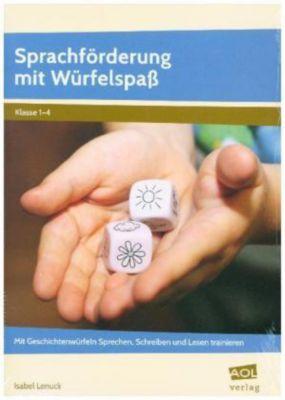 Sprachförderung mit Würfelspass, Isabel Lenuck