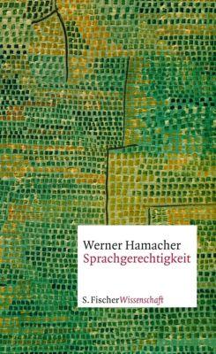 Sprachgerechtigkeit - Werner Hamacher pdf epub