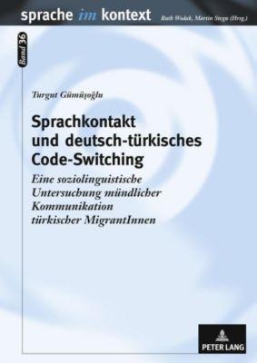 Sprachkontakt und deutsch-türkisches Code-Switching, Turgut Gümüsoglu