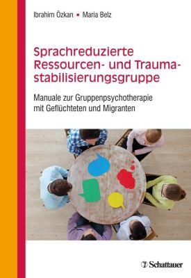 Sprachreduzierte Ressourcen- und Traumastabilisierungsgruppe, Ibrahim Özkan, Maria Belz