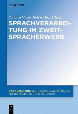 Sprachverarbeitung im Zweitspracherwerb