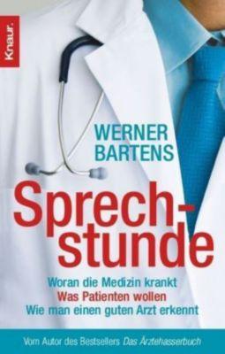 Sprechstunde, Werner Bartens