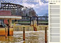 Spremberg - Perle der Lausitz (Tischkalender 2019 DIN A5 quer) - Produktdetailbild 3