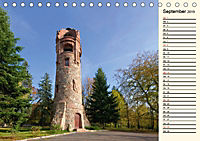 Spremberg - Perle der Lausitz (Tischkalender 2019 DIN A5 quer) - Produktdetailbild 9