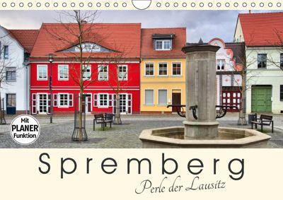 Spremberg - Perle der Lausitz (Wandkalender 2019 DIN A4 quer), LianeM