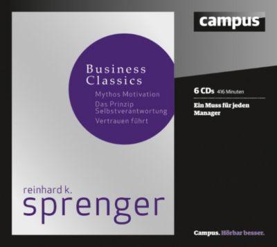 Sprenger Business Classics, Reinhard K. Sprenger