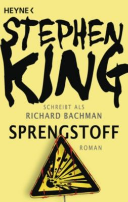 Sprengstoff - Stephen King |