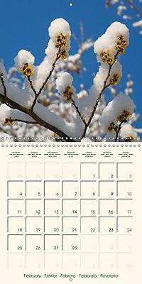 Spring Begins (Wall Calendar 2019 300 × 300 mm Square) - Produktdetailbild 2