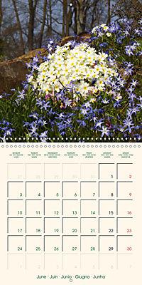 Spring Begins (Wall Calendar 2019 300 × 300 mm Square) - Produktdetailbild 6