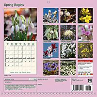Spring Begins (Wall Calendar 2019 300 × 300 mm Square) - Produktdetailbild 13