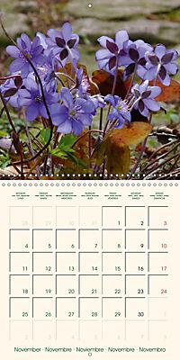 Spring Begins (Wall Calendar 2019 300 × 300 mm Square) - Produktdetailbild 11