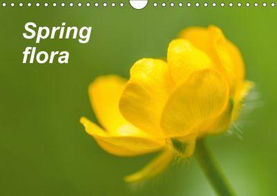 Spring flora (Wall Calendar 2019 DIN A4 Landscape), Susan Harding