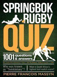 Springbok Rugby Quiz, Pierre Francois Massyn