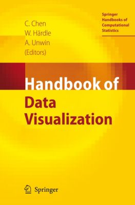 Springer Handbooks of Computational Statistics: Handbook of Data Visualization