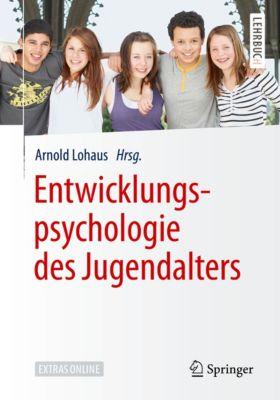 Springer-Lehrbuch: Entwicklungspsychologie des Jugendalters