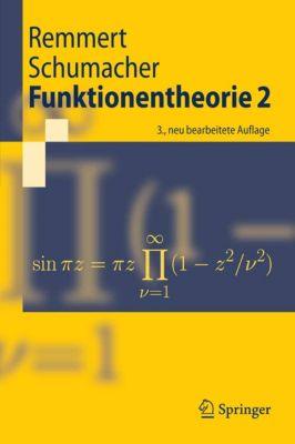 Springer-Lehrbuch: Funktionentheorie 2, Reinhold Remmert, Georg Schumacher