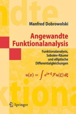 Springer-Lehrbuch Masterclass: Angewandte Funktionalanalysis, Manfred Dobrowolski