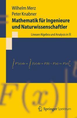 Springer-Lehrbuch: Mathematik für Ingenieure und Naturwissenschaftler, Peter Knabner, Wilhelm Merz