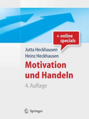 Springer-Lehrbuch: Motivation und Handeln