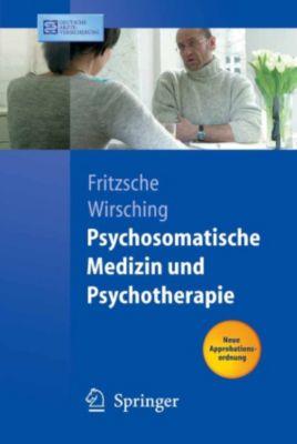 Springer-Lehrbuch: Psychosomatische Medizin und Psychotherapie