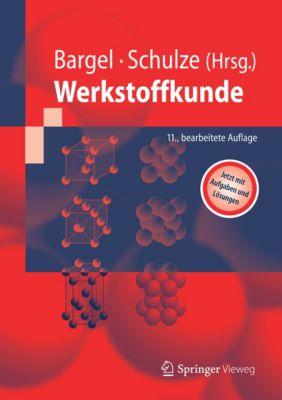 Springer-Lehrbuch: Werkstoffkunde