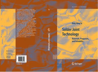 Springer Series in Materials Science: Solder Joint Technology, King-Ning Tu