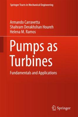 Springer Tracts in Mechanical Engineering: Pumps as Turbines, Armando Carravetta, Helena M. Ramos, Shahram Derakhshan Houreh
