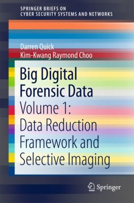 SpringerBriefs on Cyber Security Systems and Networks: Big Digital Forensic Data, Kim-Kwang Raymond Choo, Darren Quick