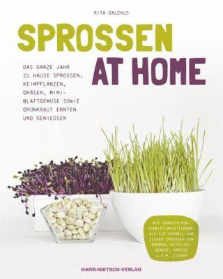 Sprossen at Home - Rita Galchus pdf epub