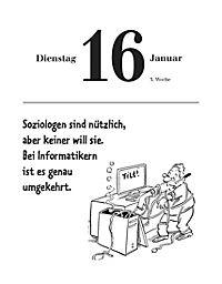 Sprüche Abreisskal. 2018 - Produktdetailbild 1