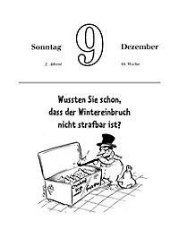 Sprüche Abreisskal. 2018 - Produktdetailbild 5
