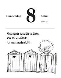 Sprüche Abreisskal. 2018 - Produktdetailbild 8