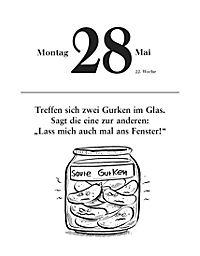 Sprüche Abreisskal. 2018 - Produktdetailbild 11