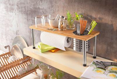 Kühlschrank Organizer : Spül organizer aus bambus jetzt bei weltbild bestellen