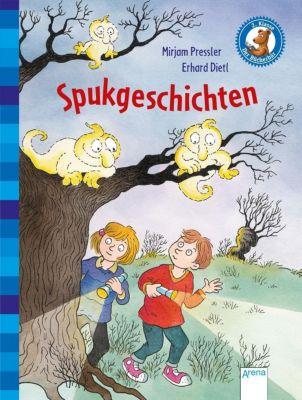 Spukgeschichten, Erhard Dietl, Mirjam Pressler