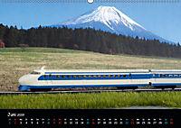 Spur N und Z international, Modelleisenbahn (Wandkalender 2019 DIN A2 quer) - Produktdetailbild 6