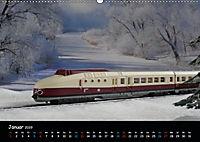 Spur N und Z international, Modelleisenbahn (Wandkalender 2019 DIN A2 quer) - Produktdetailbild 1
