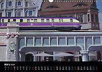 Spur N und Z international, Modelleisenbahn (Wandkalender 2019 DIN A3 quer) - Produktdetailbild 3