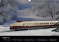 Spur N und Z international, Modelleisenbahn (Wandkalender 2019 DIN A3 quer) - Produktdetailbild 1