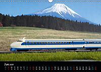 Spur N und Z international, Modelleisenbahn (Wandkalender 2019 DIN A3 quer) - Produktdetailbild 6
