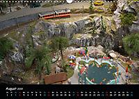 Spur N und Z international, Modelleisenbahn (Wandkalender 2019 DIN A3 quer) - Produktdetailbild 8