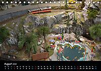 Spur N und Z international, Modelleisenbahn (Tischkalender 2019 DIN A5 quer) - Produktdetailbild 8