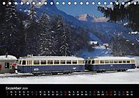 Spur N und Z international, Modelleisenbahn (Tischkalender 2019 DIN A5 quer) - Produktdetailbild 12