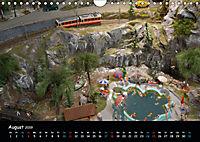 Spur N und Z international, Modelleisenbahn (Wandkalender 2019 DIN A4 quer) - Produktdetailbild 8