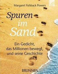 Spuren im Sand (Geschichte des Gedichts), Miniaturausgabe, Margaret Fishback Powers