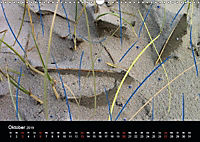 Spuren im Sand (Wandkalender 2019 DIN A3 quer) - Produktdetailbild 2