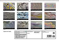 Spuren im Sand (Wandkalender 2019 DIN A3 quer) - Produktdetailbild 9