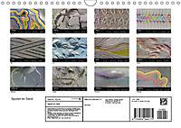 Spuren im Sand (Wandkalender 2019 DIN A4 quer) - Produktdetailbild 13