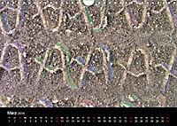 Spuren im Sand (Wandkalender 2019 DIN A4 quer) - Produktdetailbild 3
